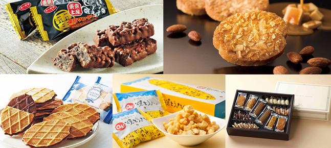 Limited! Rare! Popular Japanese Snacks & Sweets Special Feature